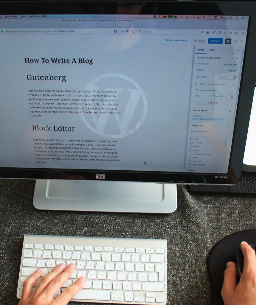 Website Content Management System Sheffield